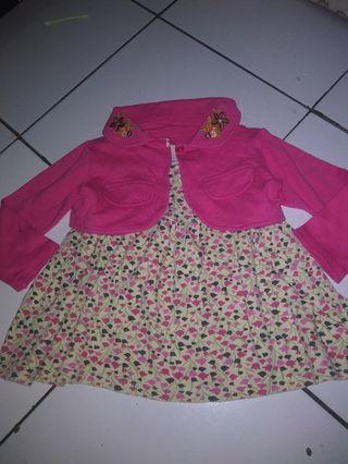 Dress Anak Bolero