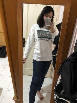 JOGER BALI Sweater/Kaos Tangan Panjang