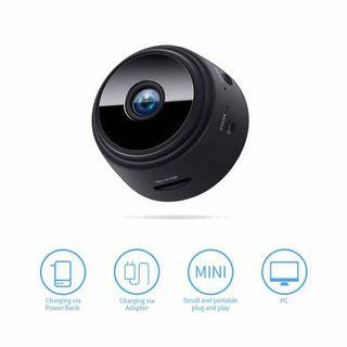 Wireless Mini IP Camera with  1080HD and Night Vision