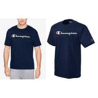 Champion 短TEE $700 含運! Tshirt T-shirt 海軍藍