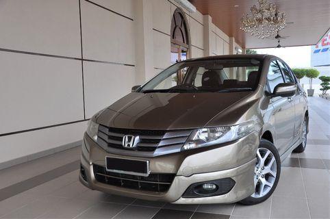 Honda City 1.5L 200o