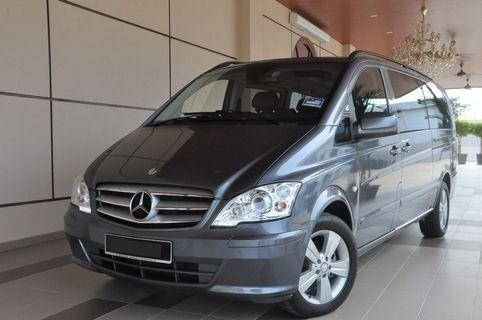 Mercedes Benz Vito 3.5 Origanal Milllage