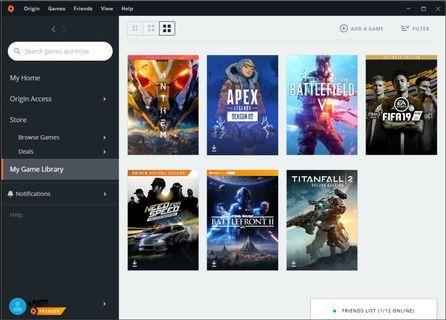 [HOT SELLING!!] - Origin Premier Access [190+ PC Games][Origin] : PLAY ONLINE FIFA 19 , ANTHEM, BATTLEFIELD V, TITANFALL 2, STAR WARS, NEED FOR SPEED