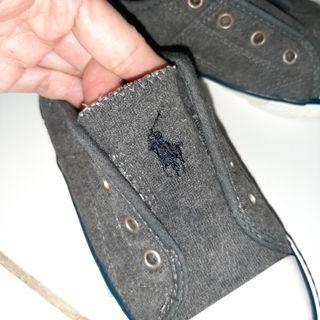 POLO Ralph Lauren Kids Shoes length 17.9cm