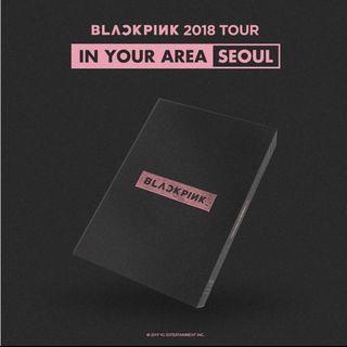 BLACKPINK 2018 World Tour (SEOUL) DVD