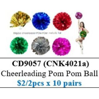 Children's Day Special - Cheerleader Pom Pom ($20/10 pairs bundle) HSEN