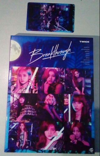 Twice Breakthrough B