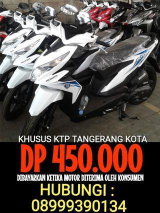 Motor Honda BEAT CW ( DP 450.000 ) 08999390134