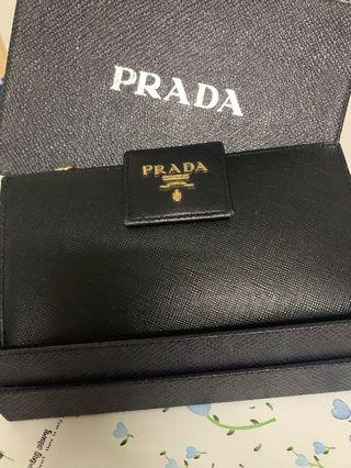 Prada Wallet medium