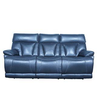 10% Off only This week Italian Top Grain Leather Recliner