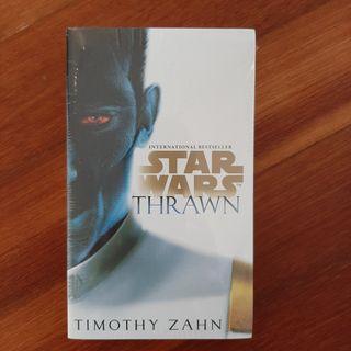 Star Wars Thrawn by Timothy Zahn