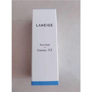 Laneige Water Bank Essence + Free Sample