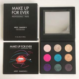 Make Up For Ever (MUFE) Artist Shadows 2