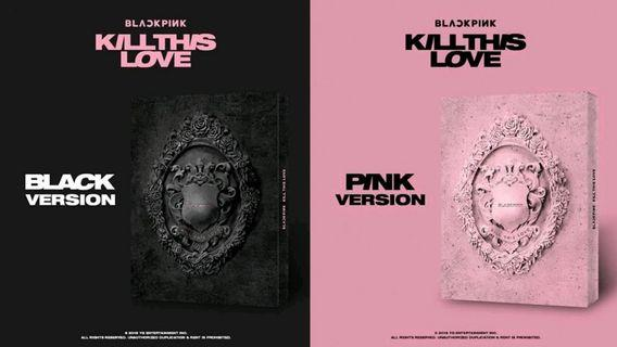 BLCAKPINK - Kill This Love 2nd mini album (sealed)