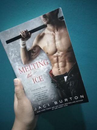 English novel - Melting the Ice - Jaci burton