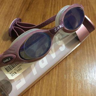 Sable 黑貂泳鏡 平光競速924系列(🉐️降價優惠:原$600)