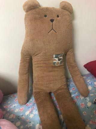 宇宙人  軍裝大熊熊  正版