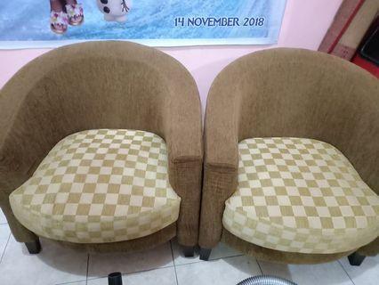 2 sofa bagus bahan cordoray