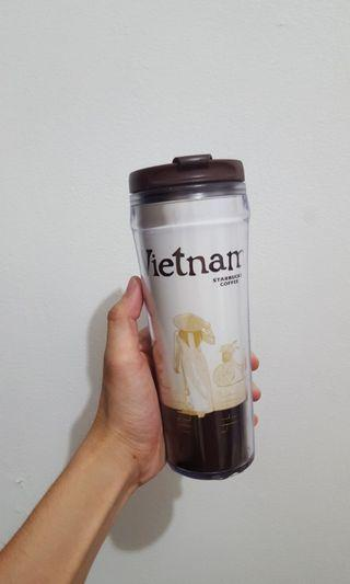 Starbucks Tumbler Vietnam NEW