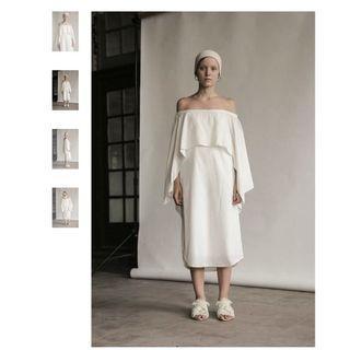 Eesome off shoulder dress (new)