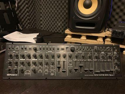 Roland System1m system 1m Plug-Out Synthesizer