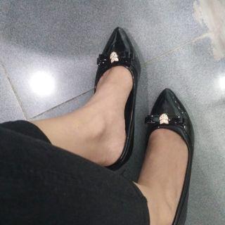 Peter Kezia Heels Black