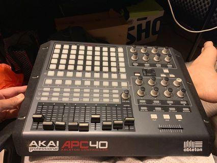 Akai APC40 mk1