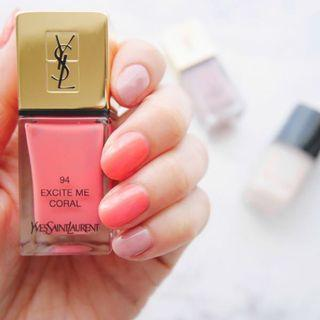 YSL 時尚配件漆皮指甲油 #94 Excite Me Coral