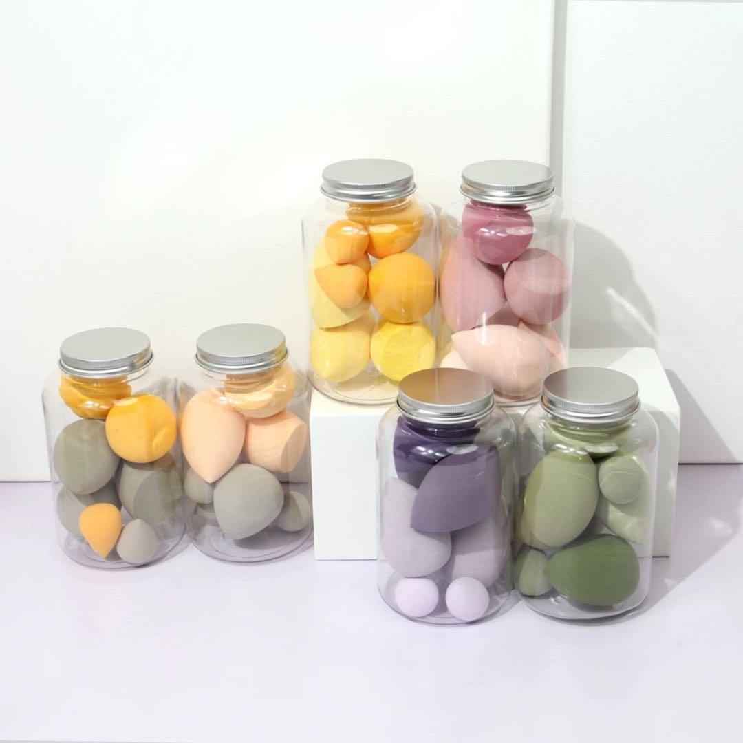 罐裝7隻化妝蛋