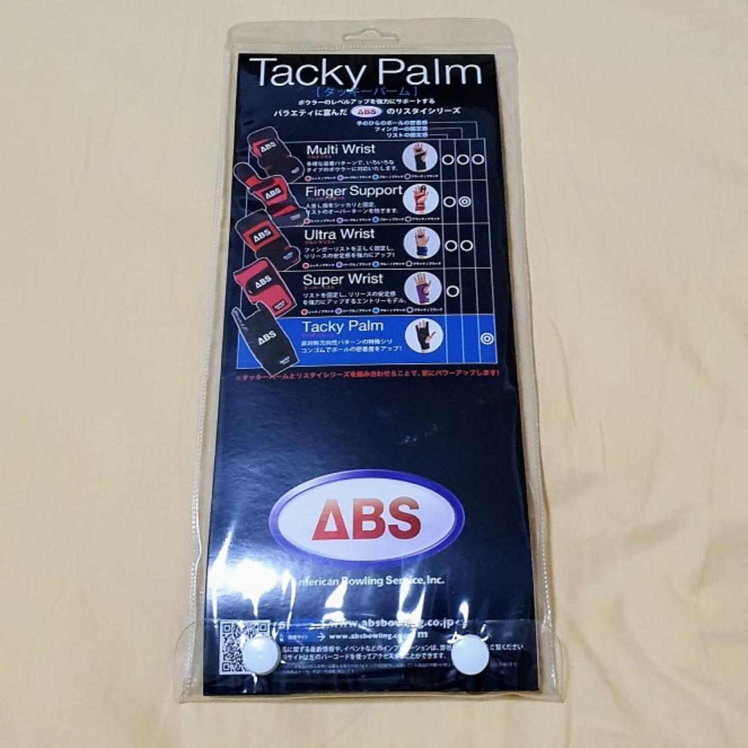 ABS Tacky Palm 10-Pin Bowling Glove