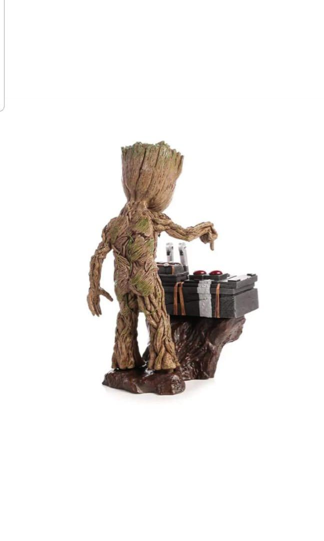 Brand New Marvel Baby Groot Statue - Guardians of the Galaxy