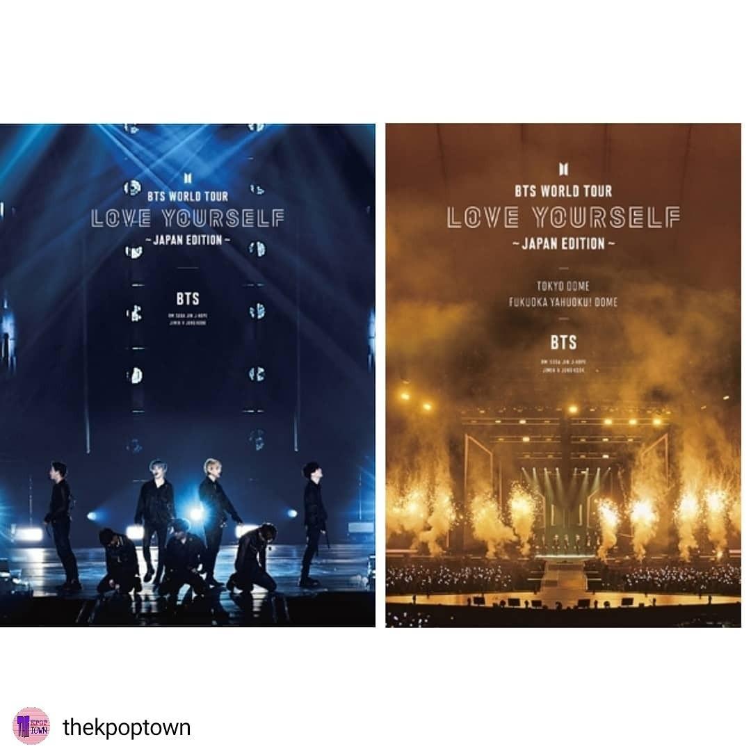 BTS WORLD TOUR 'LOVE YOURSELF' -JAPAN EDITION- BLU-RAY
