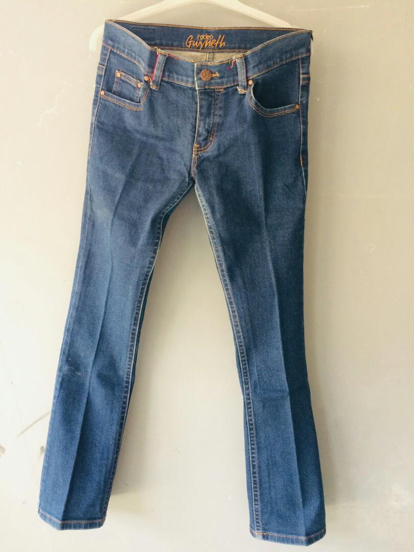 Celana Jeans Big Size