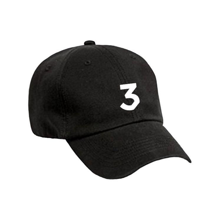 Chance 3 Hat