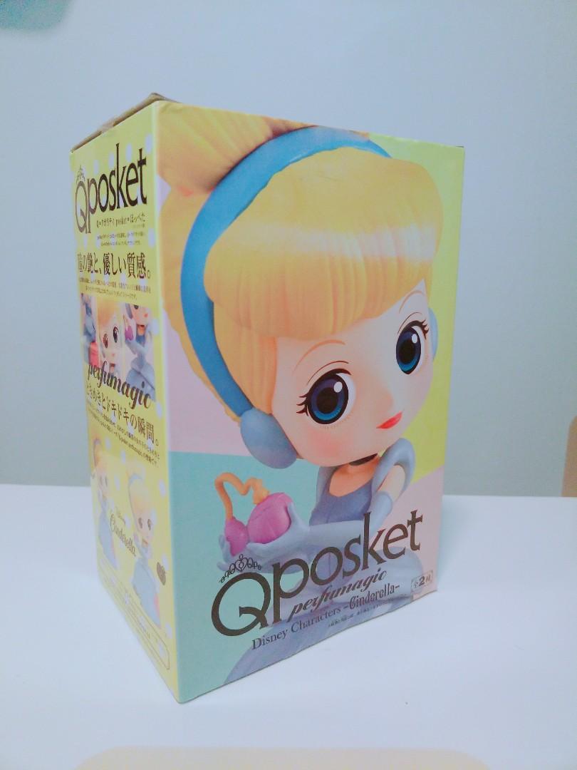 Cinderella灰姑娘(Qposket)