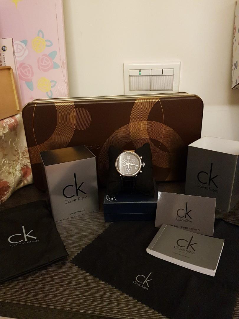 CK三環經典錶款