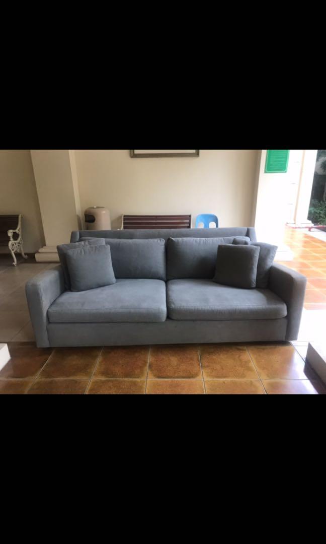 Deep Seat Sofa Furniture Sofas On