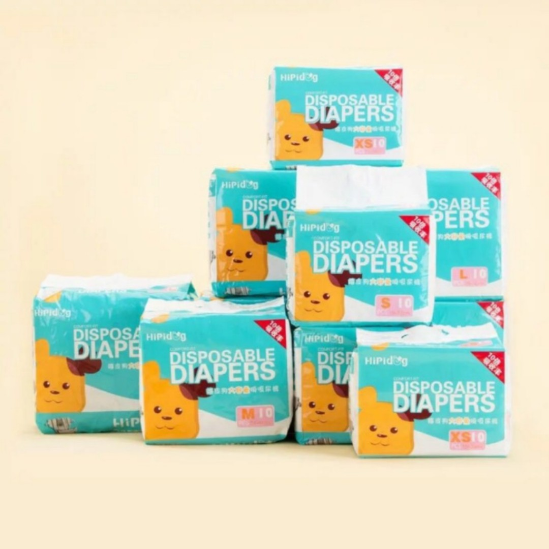Diaper for dogs / puppies / cats / kittens