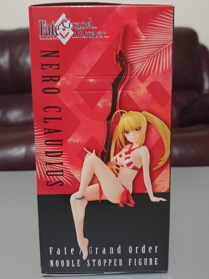 Fate Grand Order- Saber Caster Nero Claudius figure