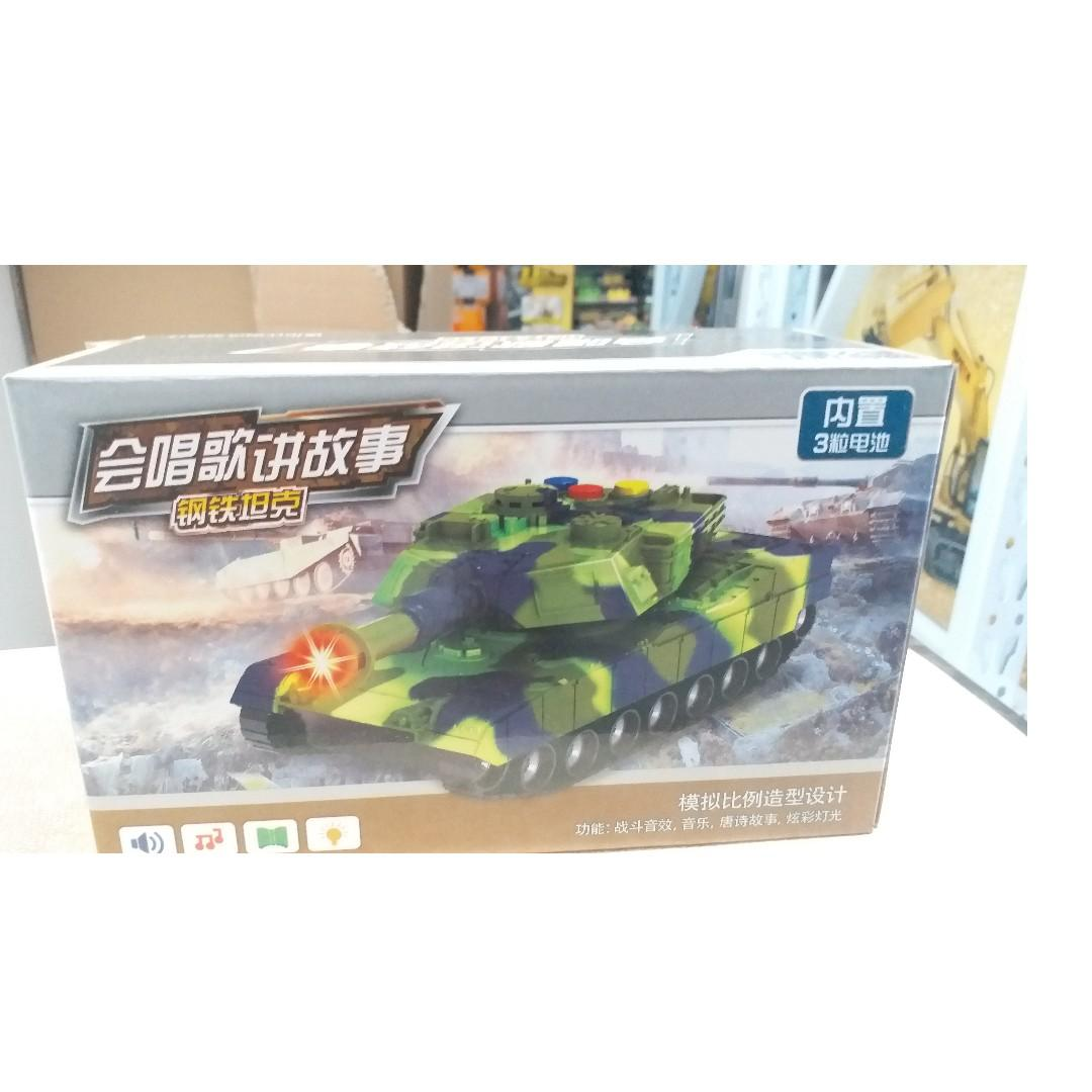 Fighting Battle Tank Toys Newest Model Kids Toy Army Military Tank Toys Music and Light for Kids