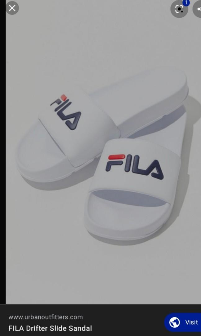Fila Drifters (White Colour)