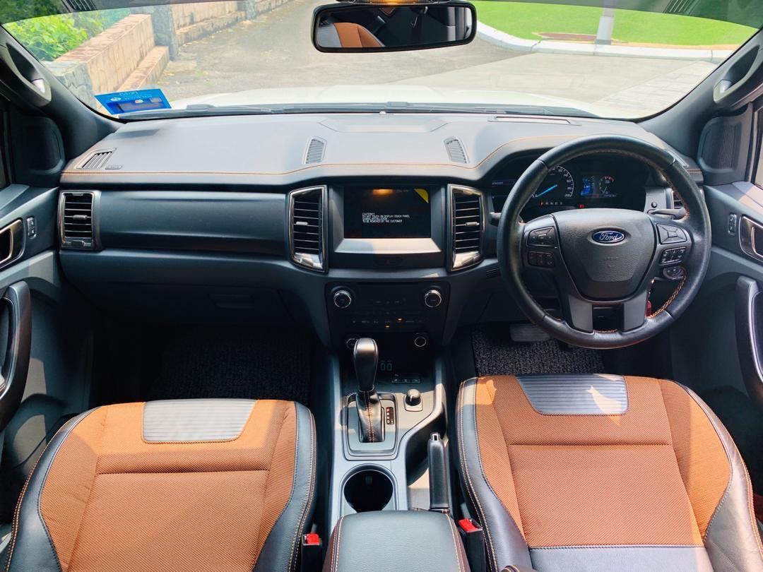 FORD RANGER 3.2 WILDTRAK SEWABELI BERDEPOSIT 4WD AUTO