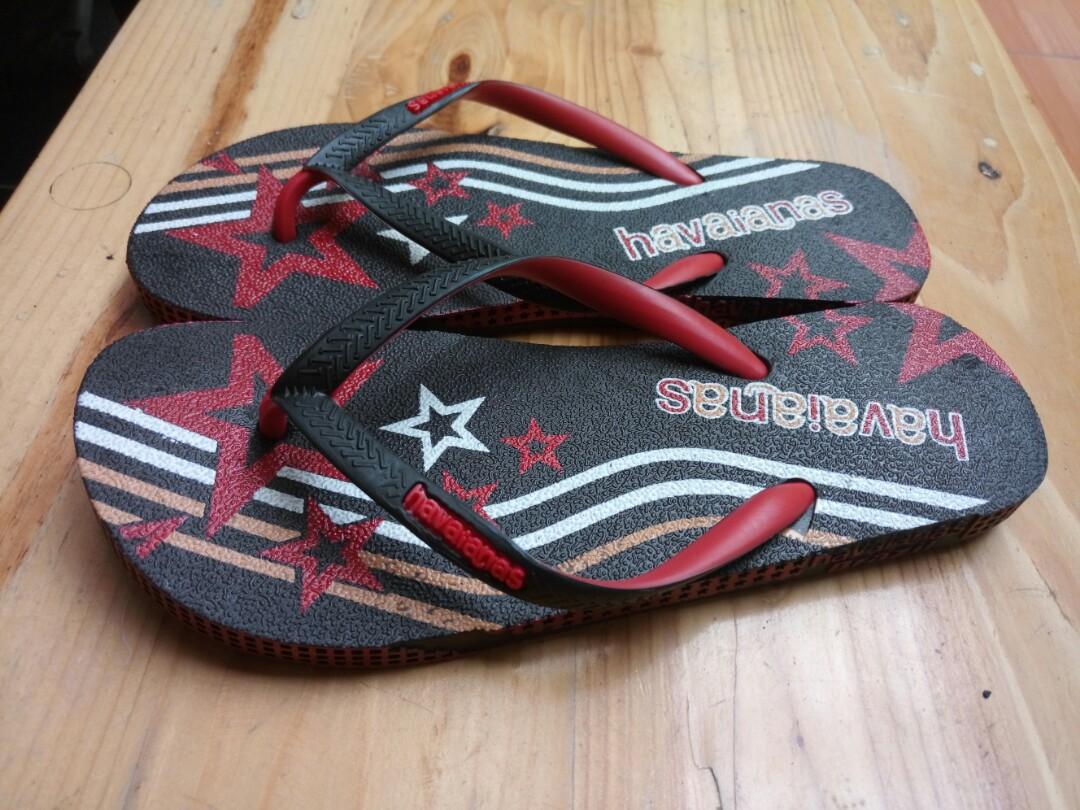 Havaianas Sandal star grove black