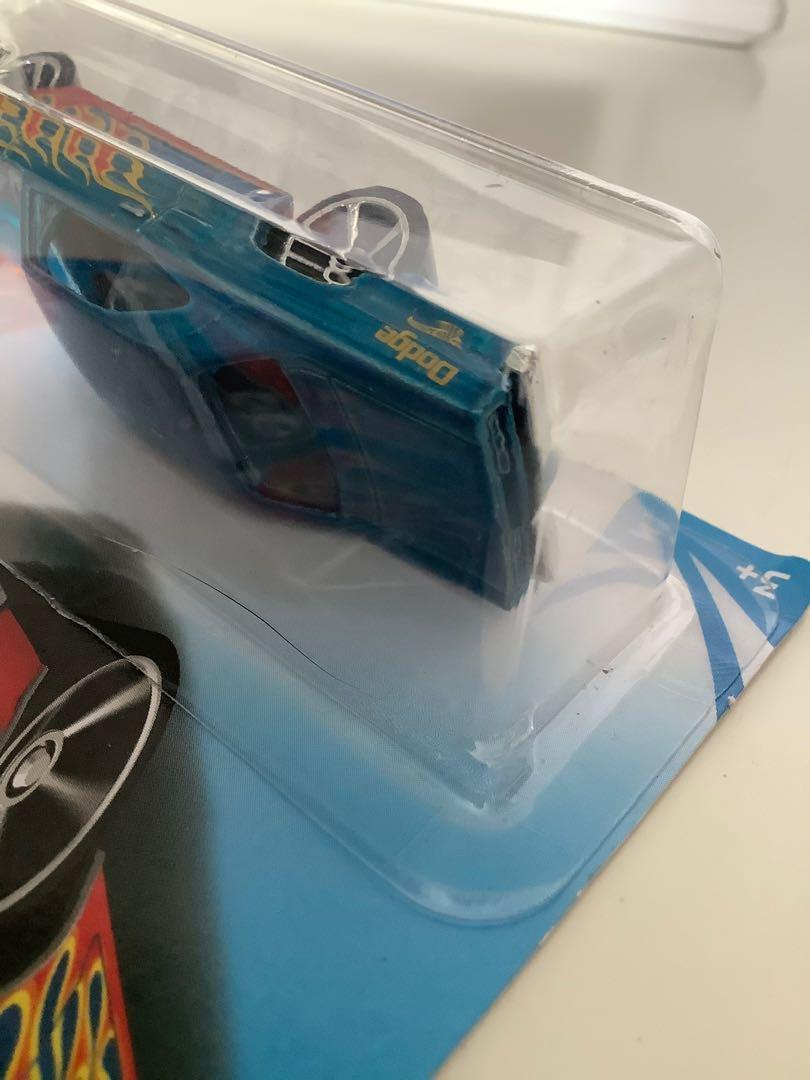 Hot wheels 1969 dodge coronet superbee 50 anniversary exclusive USA CARD