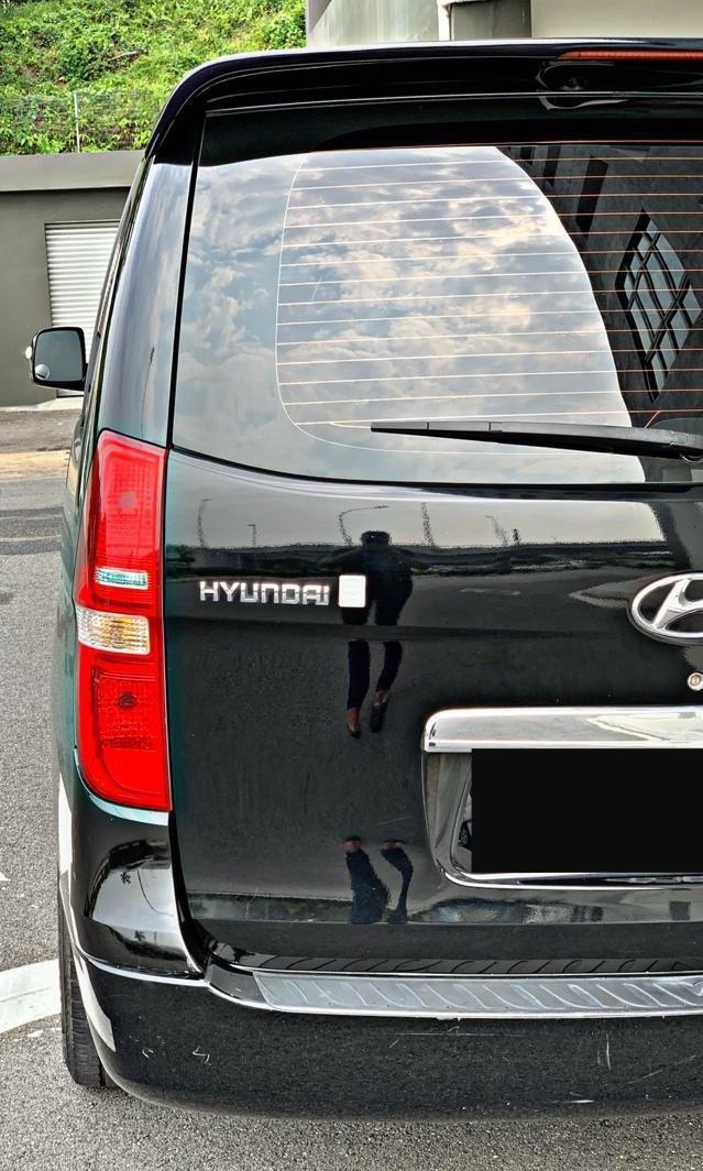 HYUNDAI STAREX GRAND ROYALE PREMIUM FULL SPEC (SEWA BELI /SAMBUNG BAYAR)