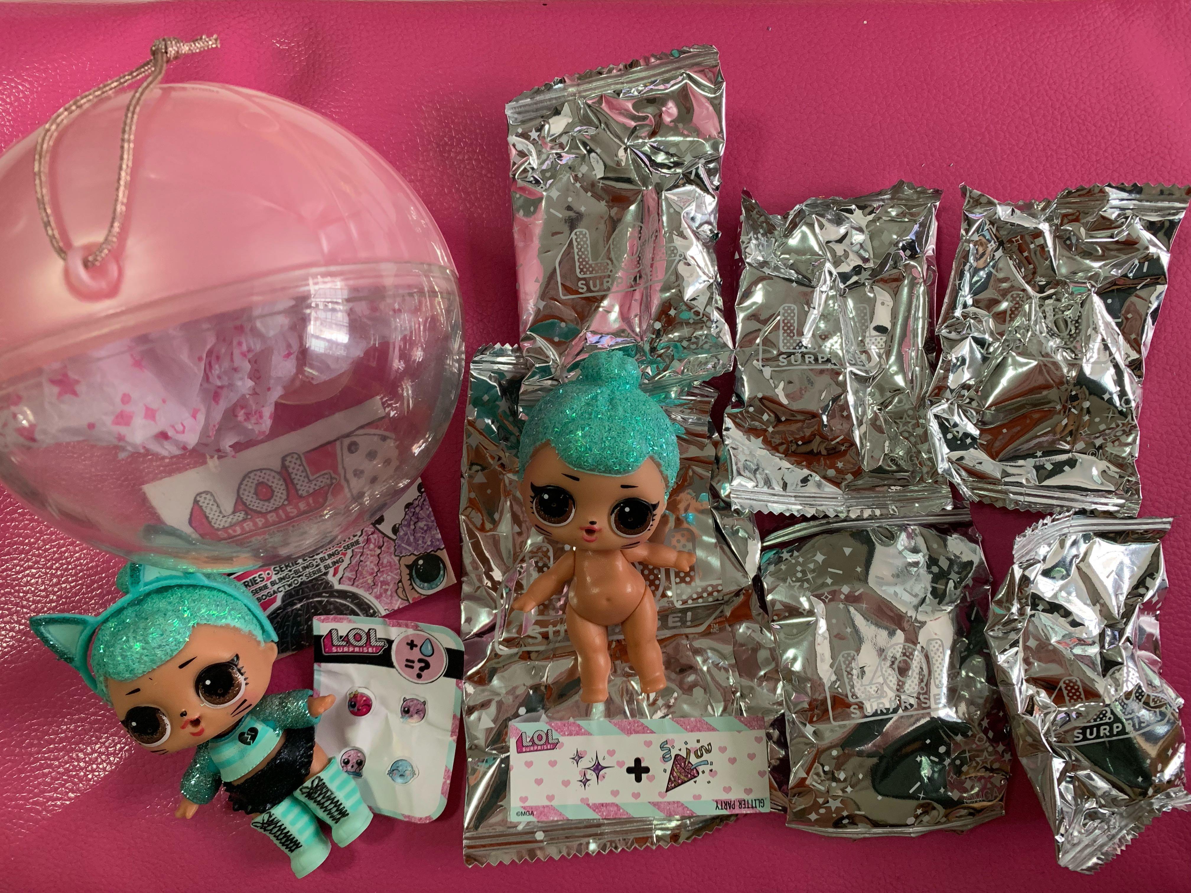 "LOL Surprise Dolls Bling Series /""Trouble Maker/"" B-010"