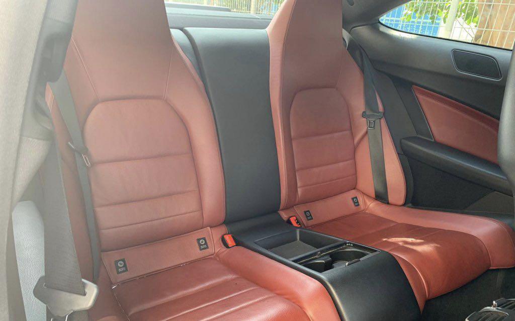 Mercedes Benz C-class c180 cuupe