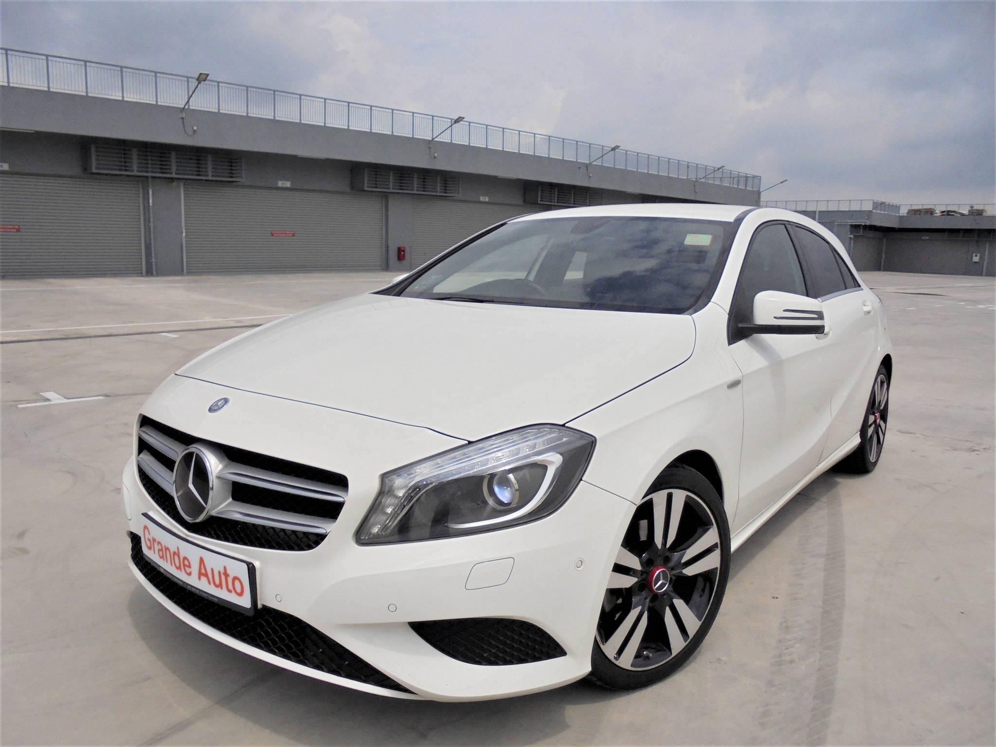 Mercedes-Benz A180 Auto Style