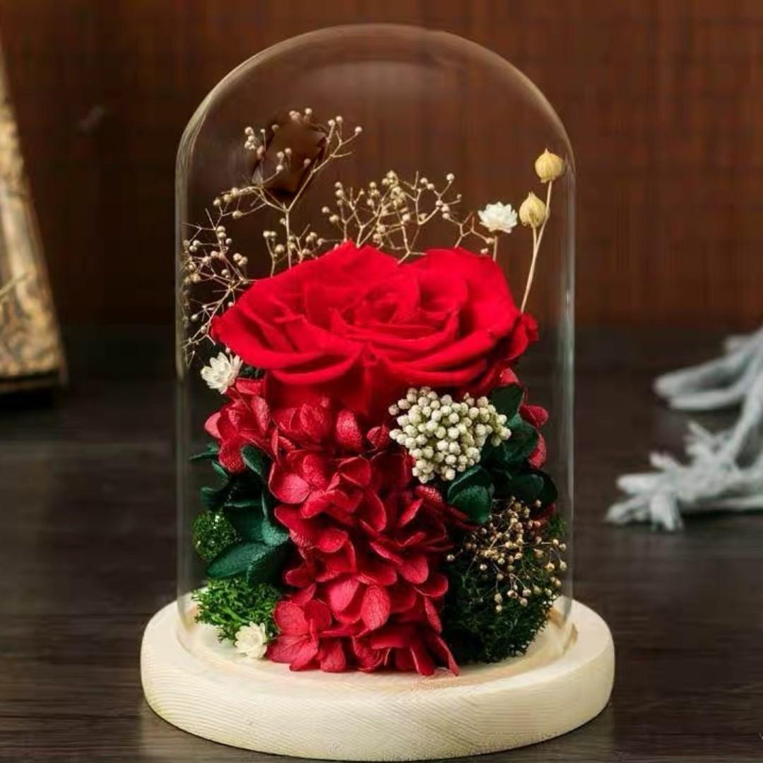 Preserved Roses: Long Lasting Red Roses For All Occasions