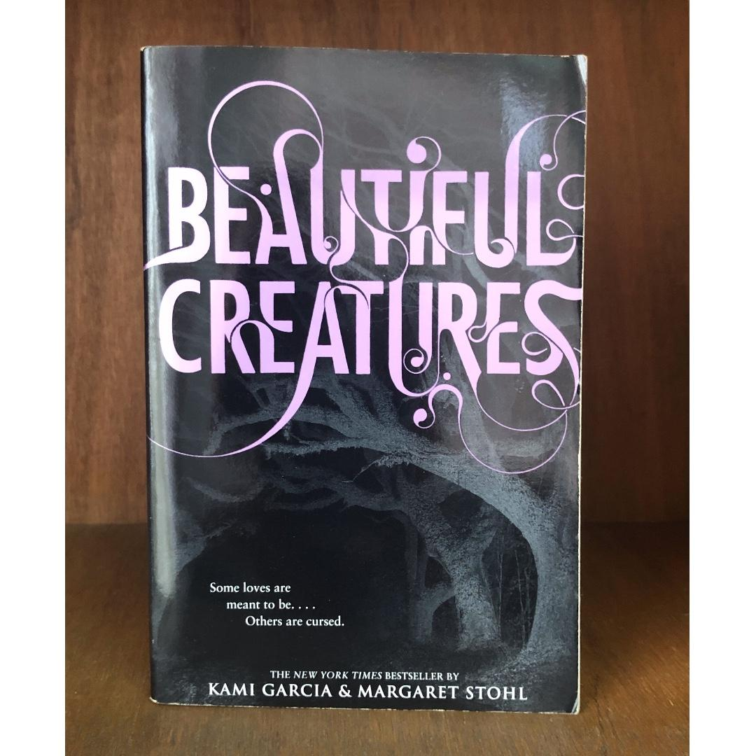 (Trade Paperback) Beautiful Darkness and Beautiful Creatures by Kami Garcia and Margaret Stohl
